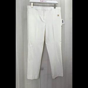 Anne Klein white pants size 10
